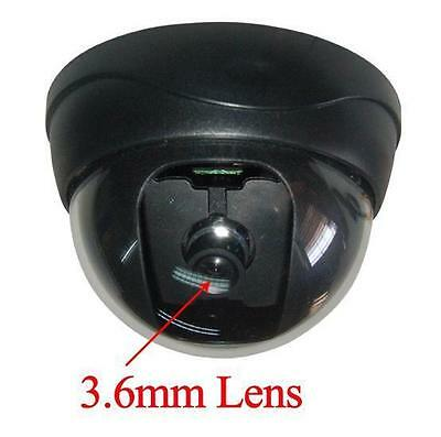 "Sunvision 650TVL 1/3"" Sony CCD 3.6mm Lens Indoor CCTV Dome Camera (27B) Ccd 3.6 Mm Lens"