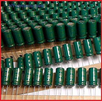(20pcs) 2200uf 6.3v Sanyo Radial Electrolytic Capacitor 6.3v2200uf Low Esr Japan