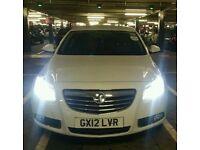 Vauxhall insignia 2012 SRi CDTI PCO ready LOW MILEAGE
