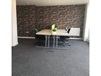 Office space/ desks to rent brand new, Northend Portsmouth (high street)