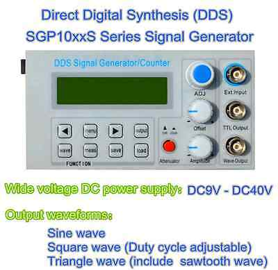 2mhz Dds Function Signal Generator Module Sinetrianglesquare Wave