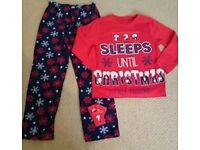 Boys size age 9-10 pyjamas