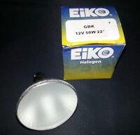 Eiko GBK 50W Halogen Medium Flood