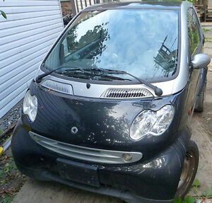 2006 Smart Fortwo Passion CDI Diesel Turbo - Super Efficient