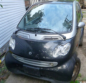 2006 Smart Fortwo Passion CDI Diesel Turbo
