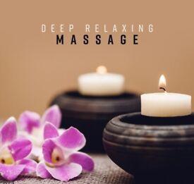 Deep relaxing Thai massage (Central London)