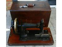 Frister and rossman antique sewing machine
