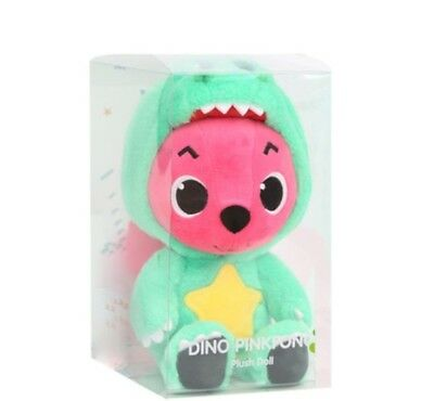 Pinkfong Plush Doll Costume Edition Dinosaur Transformation 30cm For Baby & Kids](Doll Costume For Kids)
