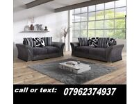 this week only free pouffe with brand new 3 + 2 sofa 12