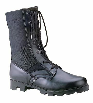 Jungle Boots Black 8