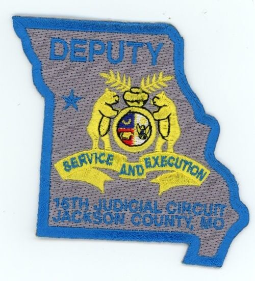 JACKSON COUNTY MISSOURI MO 16TH JUDICIAL CIRCUIT DEPUTY STATE SHAPED