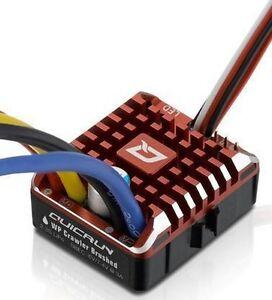 Hobbywing HWI30112750 Quicrun WP1080 Waterproof Rock Crawler Brushed ESC (2-3S)