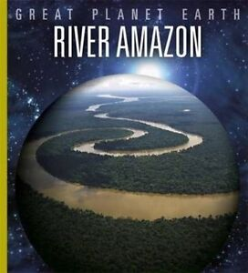 Great Planet Earth: River Amazon-ExLibrary