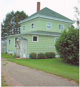 Wonderful country home 5 minutes from the Confederation Bridge