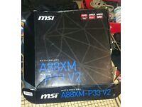 MSI AMD A88x Socket FM2. 10 months warranty.