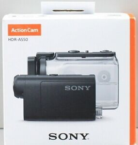 Sony Action Cam HDR-AS50 Waterproof HD Camcorder