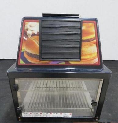 Wisco 690-16-11 Food Warmer Cabinet Food Oven Display Sandwich 2 Door 690-16