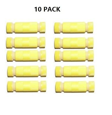 Posi-Seal YELLOW PS-1200 (#614) sealed splice for wet areas,12 Awg.,10 LOT