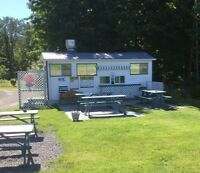 Chip Truck/ Concession Trailer/ Top knotch food kitchen