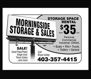 Convenient & Affordable Storage Space For Rent