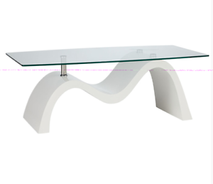 NEW STYLISH WAVE COFFEE TABLE Liverpool Liverpool Area Preview