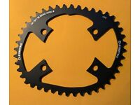 Osymetric BCD 110mm 4 Bolts 54T Alloy Bicycle Outer Chainring
