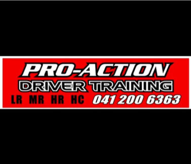 Pro-Action Driver Training Eastern Creek Blacktown Area Preview
