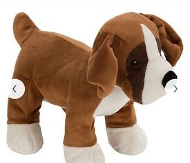 Buster The Boxer Dog Large John Lewis 2016 Christmas Ad