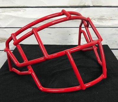 Rawlings Momentum Plus Force Youth football face mask with hardware](Football Face)