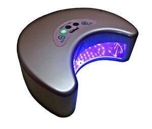 LAMPADA A 108 LED PER RICOSTRUZIONE TIMER UNGHIE NAIL ART FORNETTO PER UNGHIA UV  eBay
