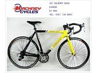 Brand New aluminium 21 speed racing road bike ( 1 year warranty + 1 year free service ) ph