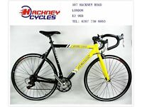 Brand New aluminium 21 speed racing road bike ( 1 year warranty + 1 year free service ) bpi