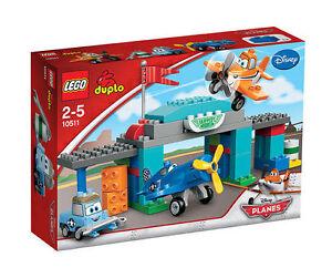 **NEU**OVP**LEGO® DUPLO® Disney Planes™ 10511 Skippers Flugschule*TOP**