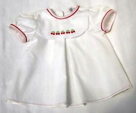 3 - 12 months girls dresses