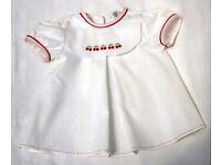 3 - 12 months girls dresses