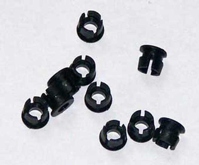 3 mm LED Holders Pack of 100