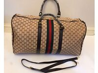 Gucci duffle bag last one