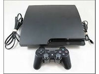 PS3 slim with controller and wires need gone ASAP CHEAP