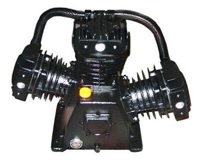 Rolair 3-5hp Single Stage Air Compressor Pump W Flywheel Pmp13pt03a