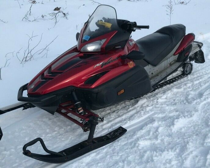 2005 Yamaha RX1 Warrior Snowmobile