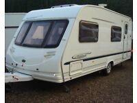Sterling 4 berth caravan excellent condition