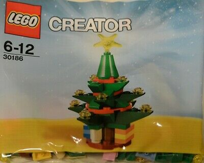 LEGO - Holiday Set - Creator Christmas Tree PolyBag 30186 - NEW and Sealed