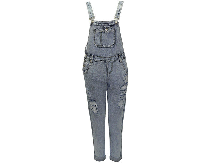 What to Wear with Denim Dungarees