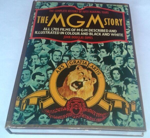 John Eames: THE MGM STORY. Sundial Books, 1975. HB/DJ
