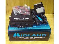 Midland CB Radio - never used