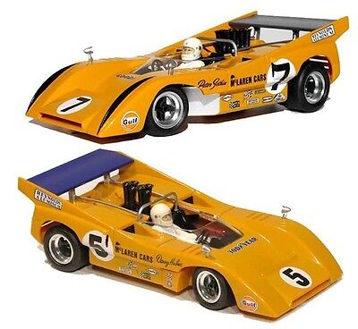 EDSET-36 Can-Am 1970 First & Third Overall cars #5 and #7