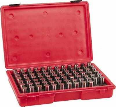 Value Collection 82 Piece 0.751-0.832 Inch Diameter Plug And Pin Gage Set Mi...