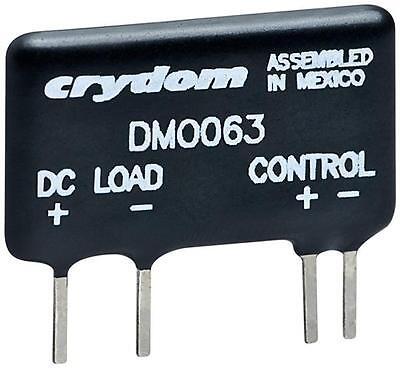 215 Pcs Lot Crydom Dmo063 Solid State Relay Ssr 3a 60vdc Spst-no Sip