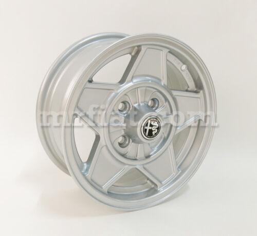 Alfa Romeo Spider Cromodora Cd50 Daytona Wheel 6 X 14 New