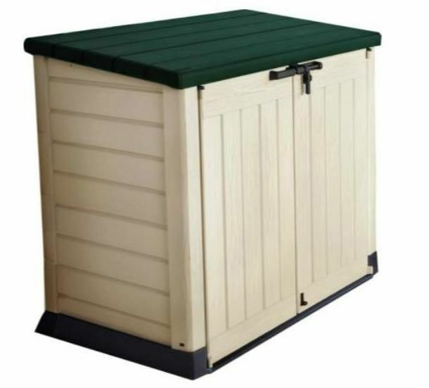 Keter Store It Out Max XL Plastic Garden Storage Unit Shed Full 2 Year Guarantee
